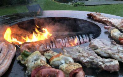 Le 8 Octobre, Parrains – Marraines nourrissent leurs expériences autour d'un BBQ